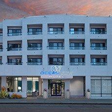 Ocean View Hotel on Santa Monica