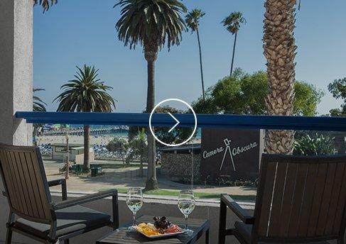Ocean View Hotel web cam